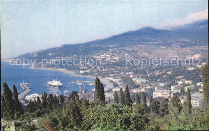 Jalta Ukraine Panorama / Ukraine /