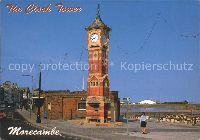 Morecambe Lancashire The Clock Tower Kat. City of Lancaster