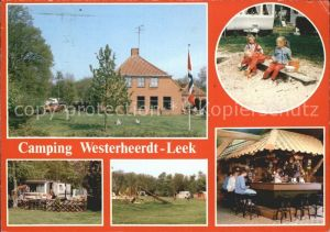Leek Groningen Camping Westerheerdt Kat. Leek