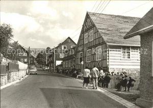 Heubach Thueringen Gasthaus zur Erholung Kat. Hildburghausen