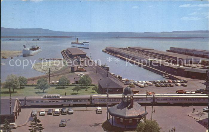 Port Arthur Ontario The Harbour