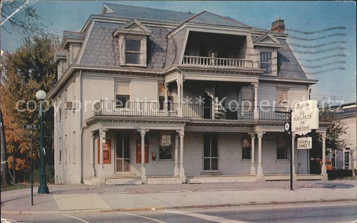 Worthington Ohio Snyders Old Worthington Inn