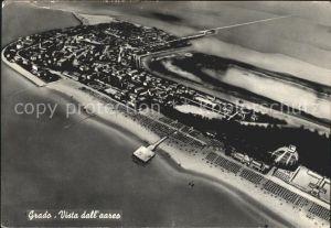 Grado Vista dall aereo Kat. Italien