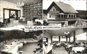 Neu Schulenberg Cafe Muhs