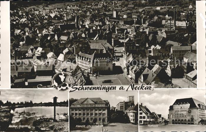 Schwenningen Neckar  Kat. Villingen Schwenningen
