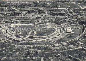 Korinth Corinthe Theater  Kat. Peloppones