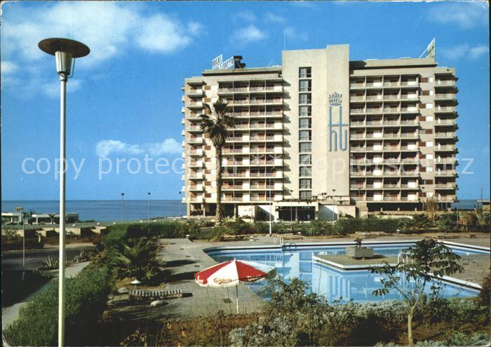 Playa de las Americas Hotel Gran Tinerfe Swimming Pool Kat. Arona Tenerife Islas Canarias