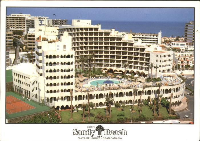 Gran Canaria Hotel Sandy Beach Kat. Spanien