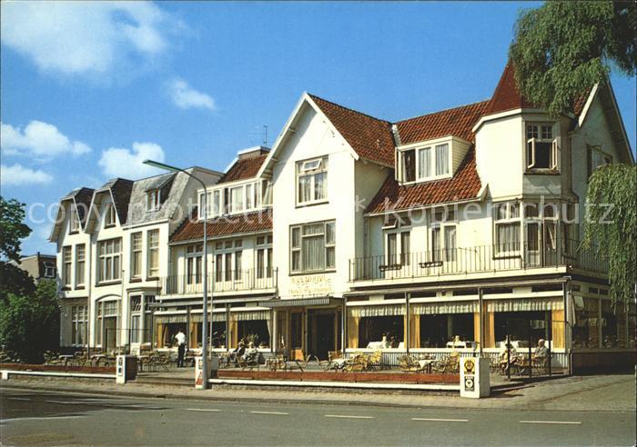 Bloemendaal Hotel Cafe Restaurant Lepenhove  Kat. Niederlande