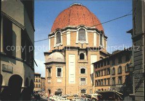 Firenze Toscana Le Cappelle Medicee Kat. Firenze