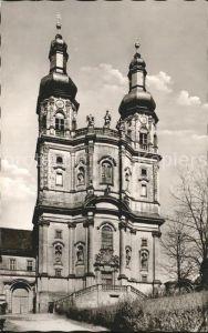 Banz Bad Staffelstein Schloss Banz Kirche / Bad Staffelstein /Lichtenfels LKR