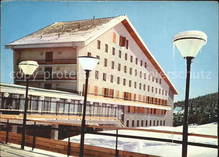 Bulgarien Hotel Chtasillvetza / Bulgarien /