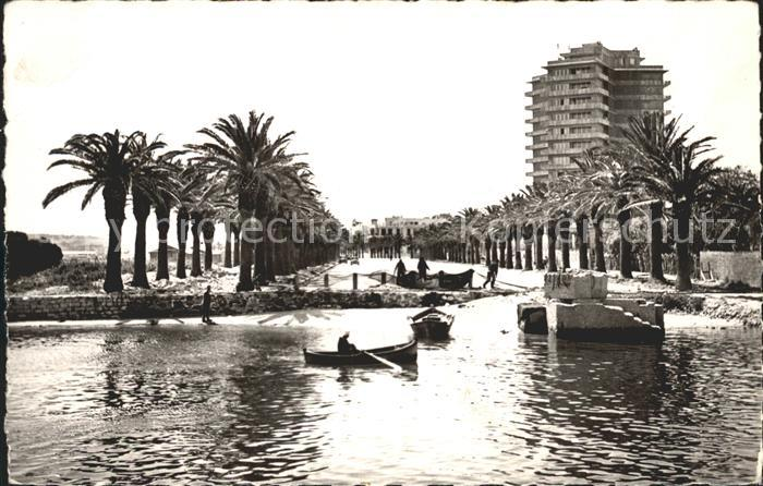 Bizerte Vleux Port Kat. Tunesien