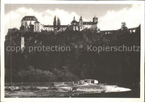 Frain Thaya Tschechien Schloss Kat. Vranov nad Dyji