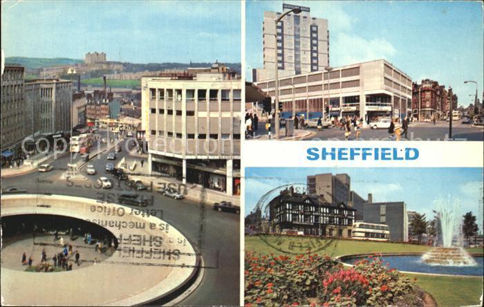 Sheffield  Kat. Sheffield