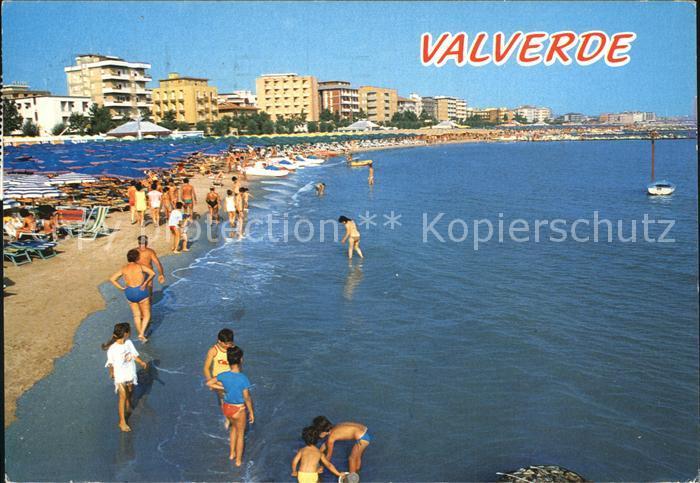 Valverde Spiaggia e alberghi Kat. Valverde