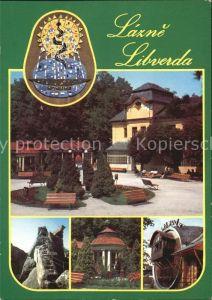 Lazne Libverda  Kat. Bad Liebwerda