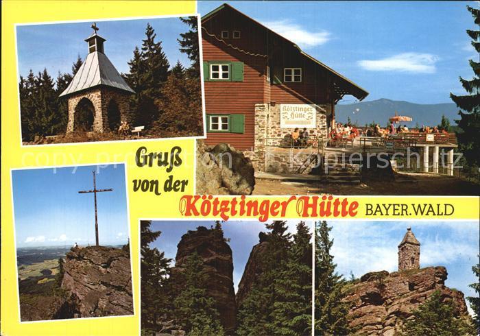 Koetzting Koetztinger Huette Kat. Bad Koetzting