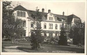 Grabs SG Bezirkskrankenhaus Kat. Grabs