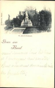 Basel BS St Jakob Denkmal Kat. Basel