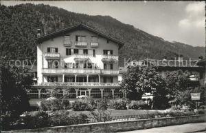 Interlaken BE Hotel Beau Sejour Kat. Interlaken