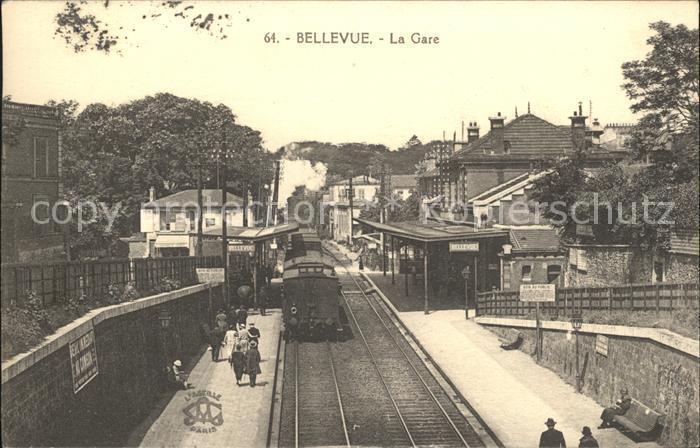 Bellevue Meudon Gare Kat. Meudon