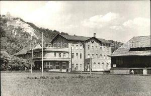Bad Sulza Wismut Sanatorium Kat. Bad Sulza