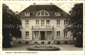 Stadtlohn Bergmanns Erholungsheim Kat. Stadtlohn