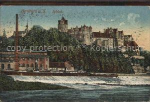 Bernburg Saale Schloss Kat. Bernburg
