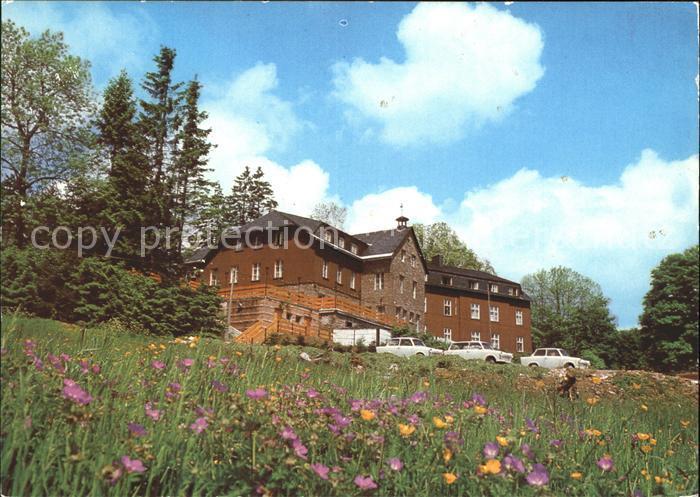 Stutenhaus Adlersberg Stutenhaus Kat. Schmiedefeld Rennsteig