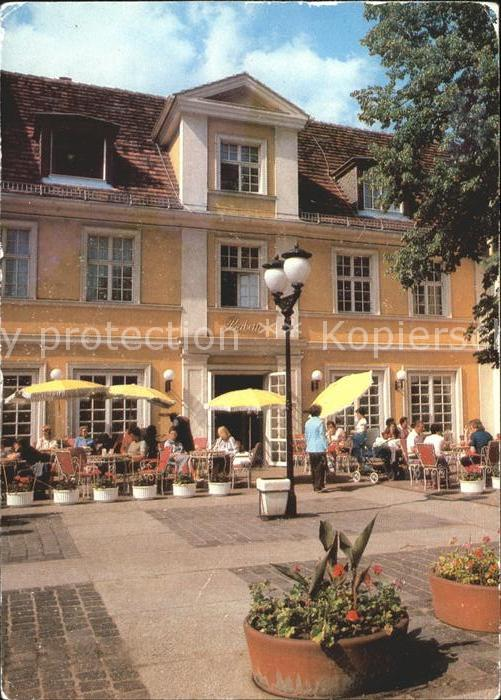 Potsdam Cafe Babett Kat Potsdam Nr Ke54444 Oldthing