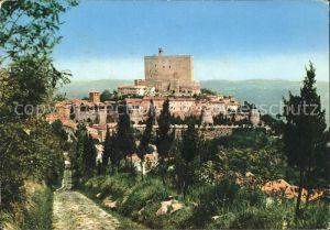 Montefiore Conca Castello dei Malatesta Kat. Rimini