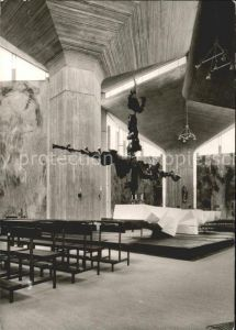 Leegmeer Heilig Geist Kirche Emmerich innen Kat. Emmerich Leegmeer