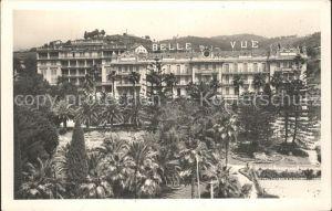 Sanremo Hotel Belle Vue Kat.