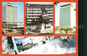 Bulgarien Hotels Pliska Sofia Hemus Schtastlilvetza / Bulgarien /