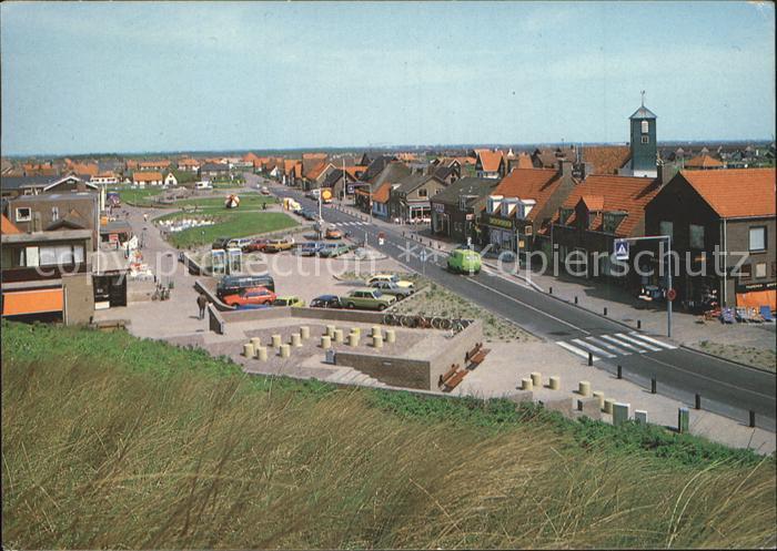 Callantsoog Dorpsplein Stadt Kat. Niederlande Nr. ke60653 ...  Callantsoog Dor...