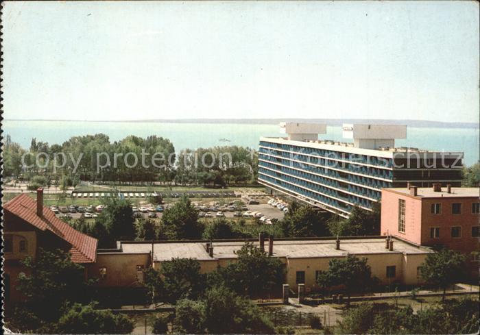 Balatonfuered Annabella Szallo Hotel Annabella Kat. Ungarn