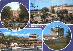 Crikvenica Kroatien  / Kroatien /