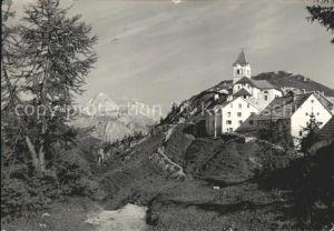 Camporosso Santuario di Monte Lussari Kat. Italien