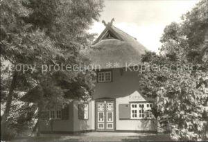 Ahrenshoop Ostseebad Ostseebad Kunstkaten / Ahrenshoop /Nordvorpommern LKR