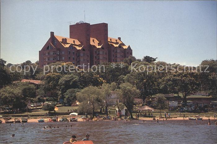 Paraguay Lago de Ypacariai San Bernardino Kat. Paraguay
