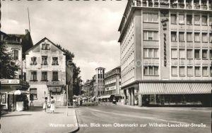 Worms Rhein Wilhelm Leuschner Strasse Kat. Worms