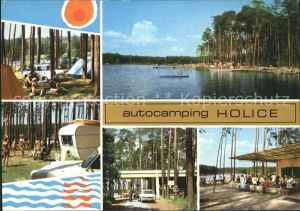 Holice Autocamping Hluboky Cechach