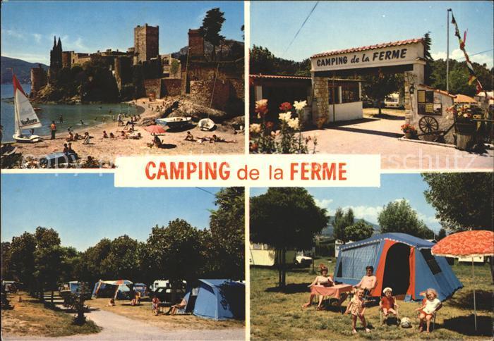La Napoule Plage Camping de la Ferme Kat. Mandelieu la Napoule