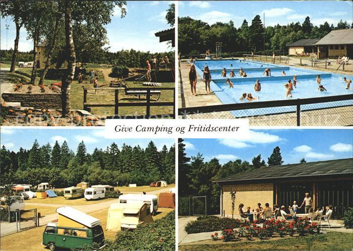 Give Daenemark Give Camping Schwimmbad Kat. Daenemark