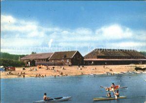 Terwolde Recratiecentrum De Scherpenhof Strand Boote Kat. Niederlande