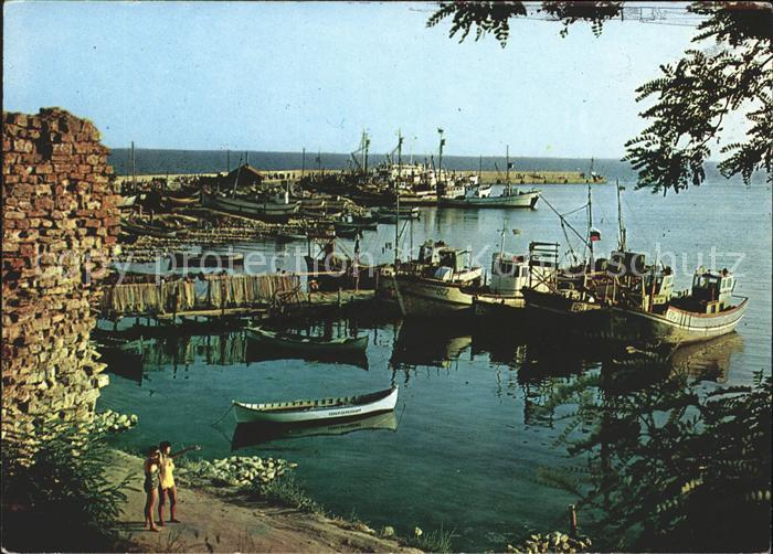Bulgarien Hafen / Bulgarien /