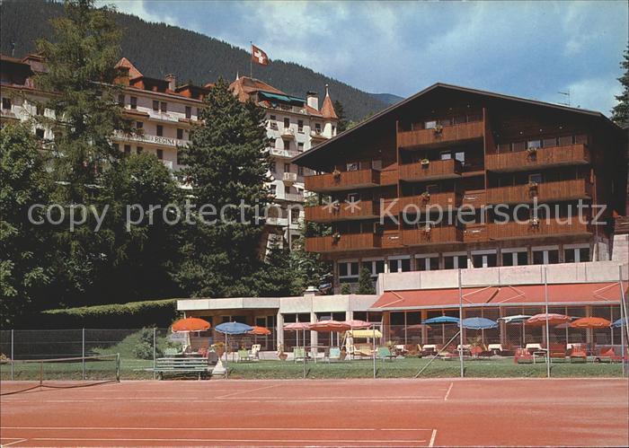 Grindelwald Grand Hotel Regina Regina Haus  Kat. Grindelwald