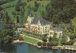 Vitznau Park Hotel Vitznau Fliegeraufnahme / Vitznau /Bz. Luzern