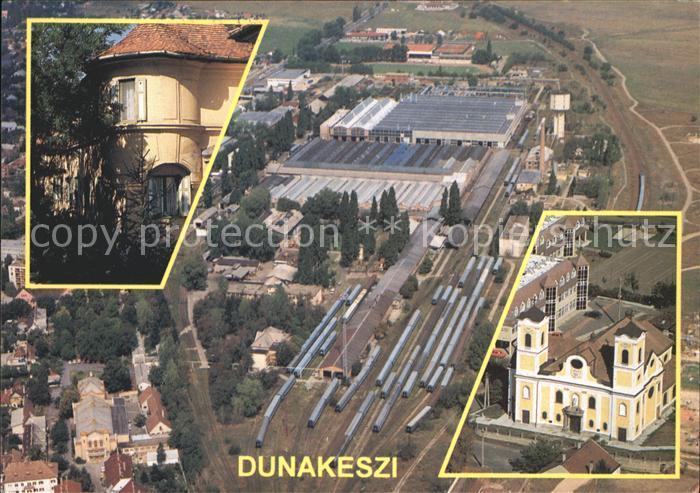 Ungarn Dunakeszi  Kat. Ungarn